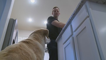 After a month of eating only dog food, a Texas man sees drastic change in health
