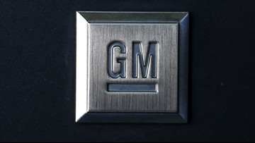 GM recalls 814K pickups, cars to fix brake, battery problems