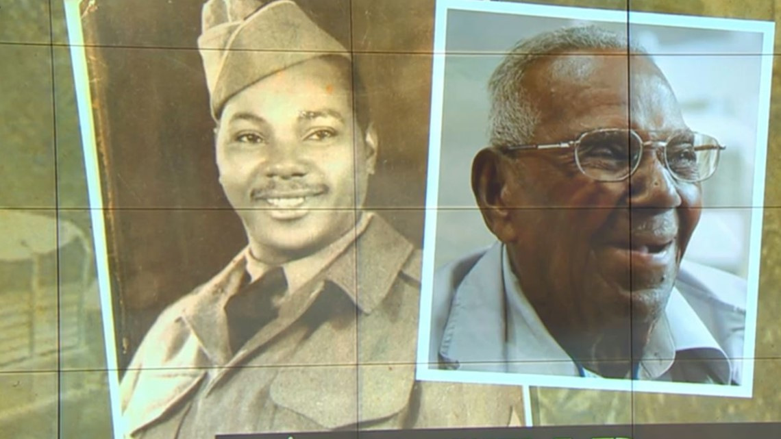 Oldest Living American WWII Veteran Celebrates His 110th Birthday