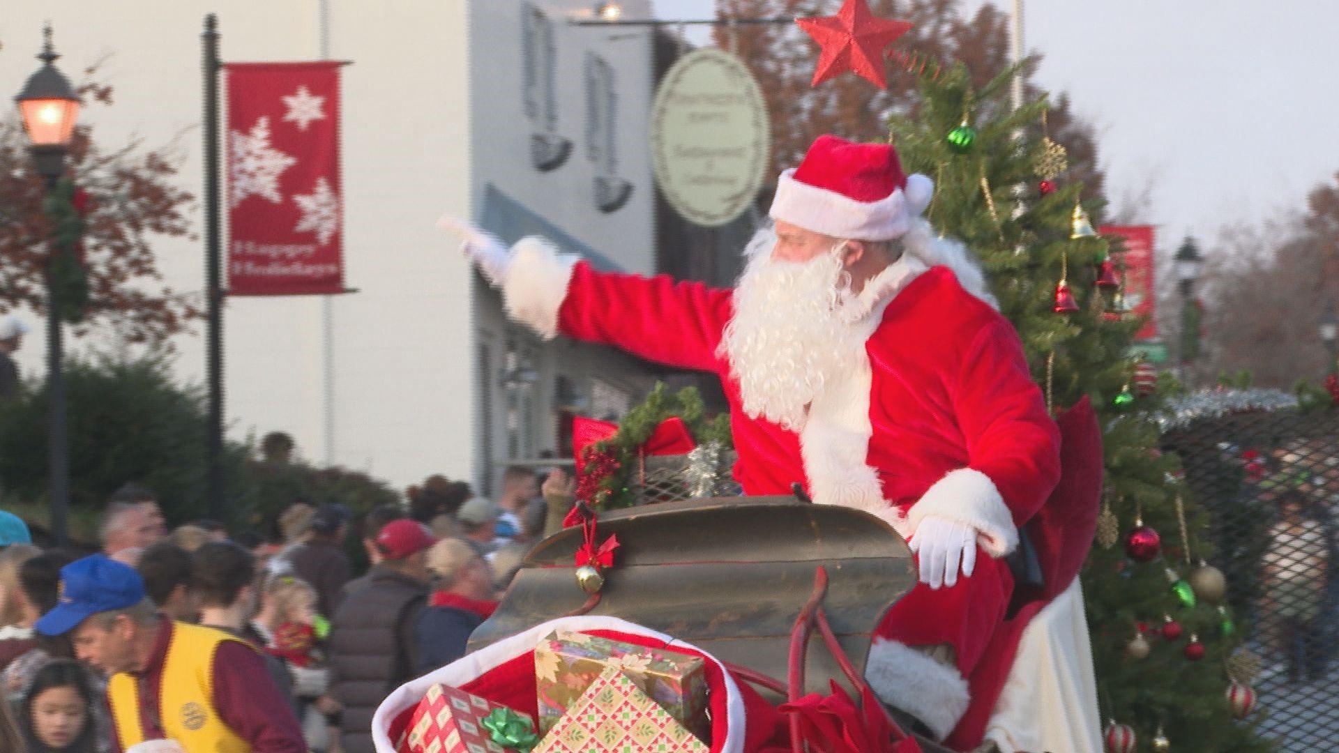 Roledo Christmas Parade 2021