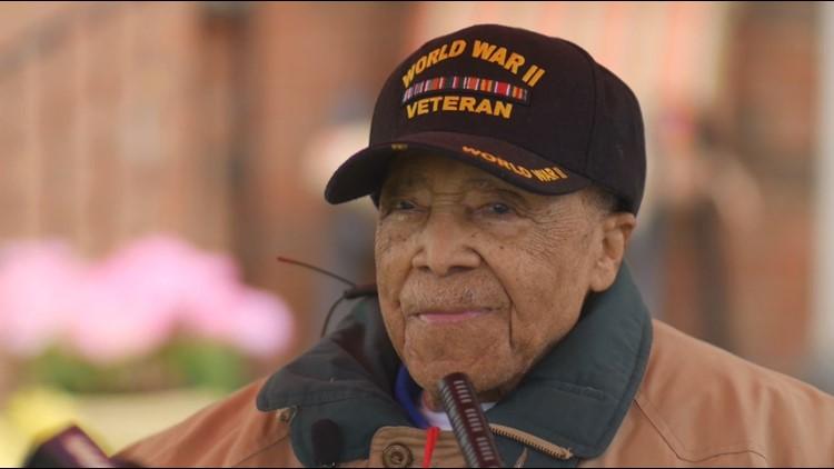 William Mason Veteran World War II