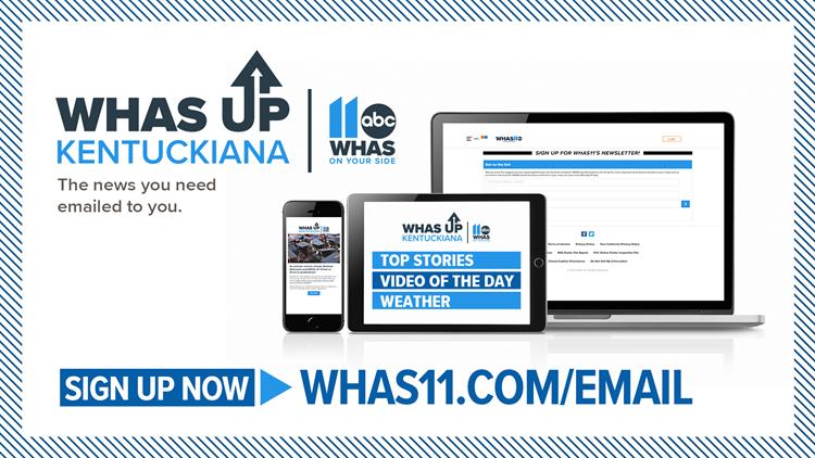 WHAS Up Kentuckiana, WHAS11 Newsletter