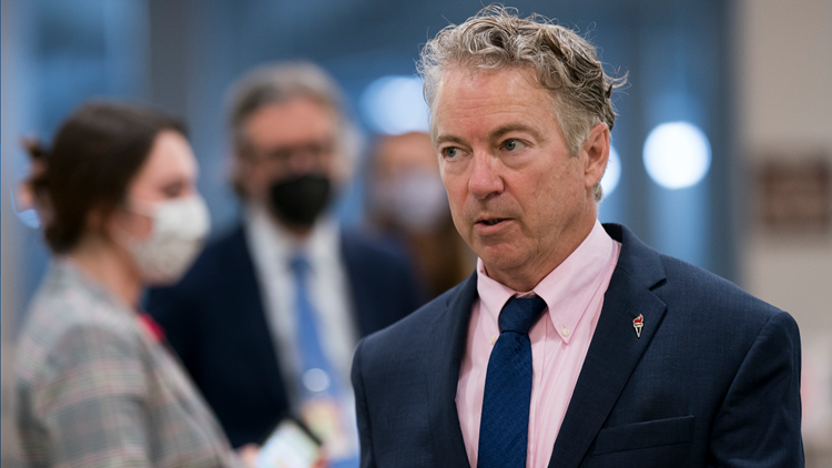 Rand Paul says he will not get COVID-19 vaccine citing 'natural immunity'