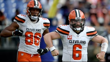 Social media reacts to Cleveland Browns' big win over Baltimore Ravens