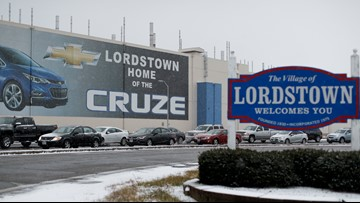 UAW confirms closure of Lordstown GM plant in tentative bargaining agreement