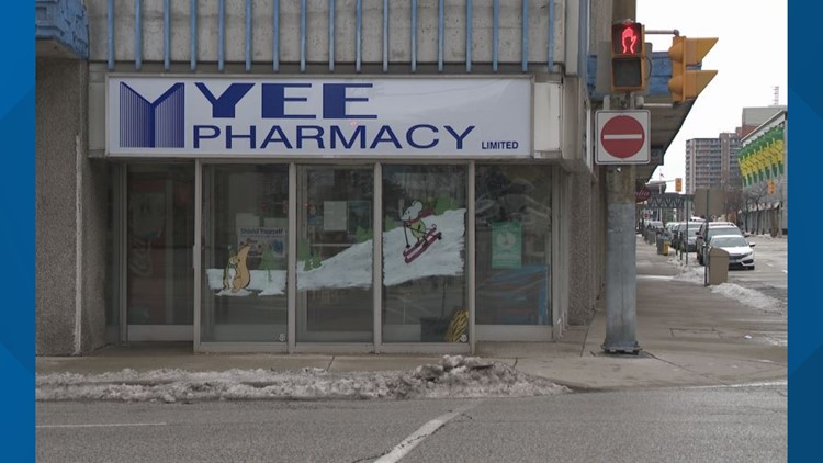 Yee Pharmacy