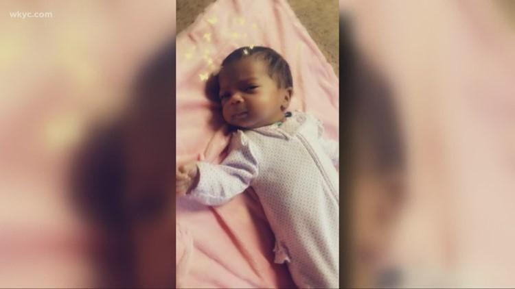 Vigil held for deceased infant in Cleveland daycare case