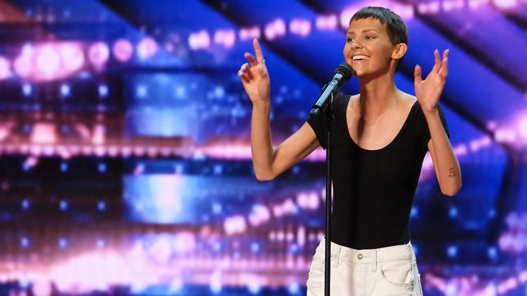 'Still got dreams': Ohio singer Nightbirde shares powerful posts amid battle with cancer months after leaving America's Got Talent