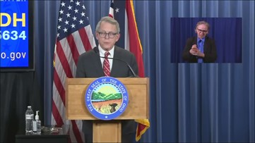 Ohio intends to have K-12 schools start in the fall, Gov. Mike DeWine announces