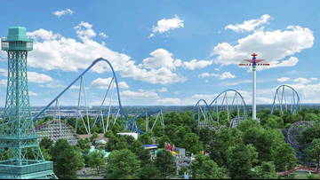 Kings Island introduces its 'tallest, fastest and longest' roller coaster for spring 2020
