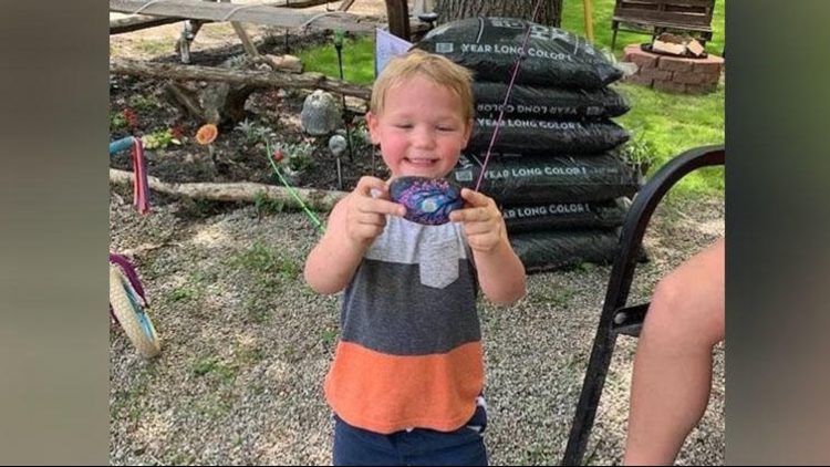 'Time is very critical': 5-year-old Ohio boy reported missing from campground in Adams County