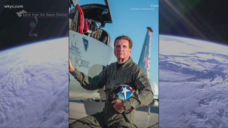 Dayton businessman to become first civilian pilot to fly into space