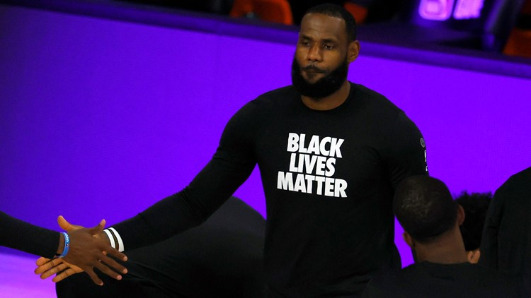 National Fraternal Order of Police criticizes LeBron James' tweet calling for accountability for Ma'Khia Bryant's death