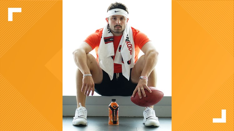 Baker Mayfield BodyArmor
