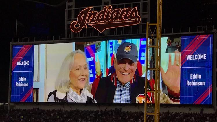Eddie Robinson, last surviving member of Cleveland Indians' 1948 World Series team, dies at 100