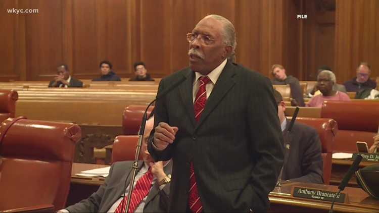 Cleveland City Councilman removed after being found guilty of 15 federal charges