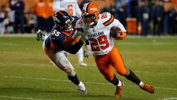 Cleveland Browns trade Duke Johnson Jr. to Houston Texans