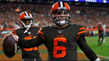 Baker Mayfield's relief appearance against New York Jets changed everything for Cleveland Browns