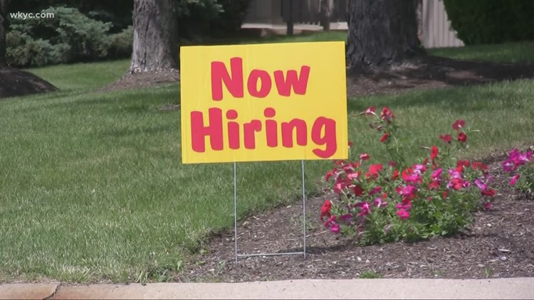 Could the end of federal unemployment benefits close the gap on the worker shortage?