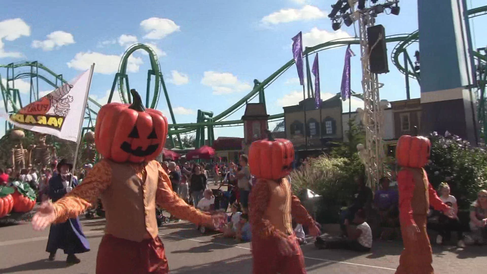 Halloween Events 2020 Toledo Ohio What is replacing HalloWeekends at Cedar Point? New event planned