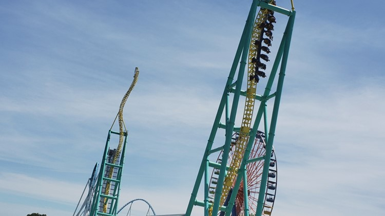 Last day to ride: Cedar Point closing the Wicked Twister roller coaster forever