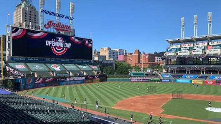 Cleveland Indians react to Gov. DeWine proposing 30 percent stadium capacity at games