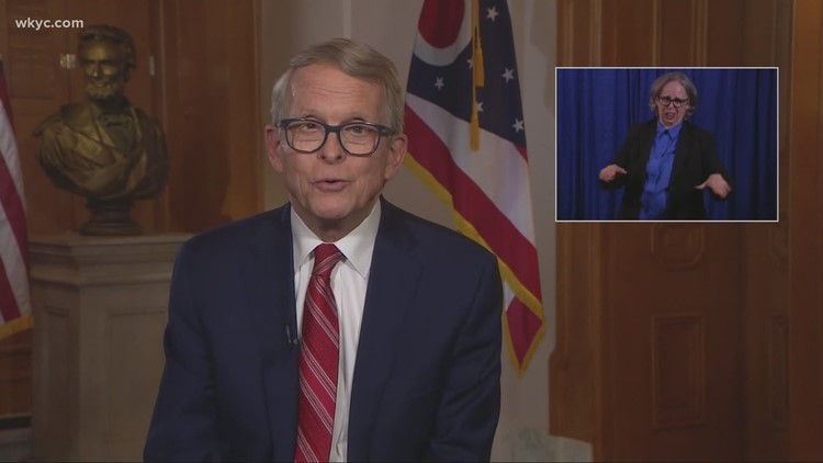 Gov. Mike DeWine announces details on million-dollar COVID-19 vaccine drawings
