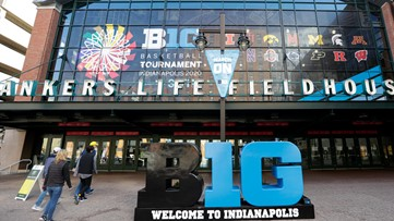 Big Ten cancels remainder of men's basketball tournament in Indianapolis