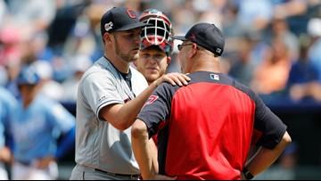 Cleveland Indians trade pitcher Trevor Bauer to Cincinnati Reds in 3-team deal, receive OF Yasiel Puig, OF Franmil Reyes, LHP Logan Allen