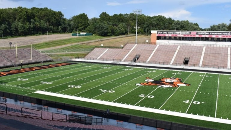 OHSAA moves this weekend's state football championships from Columbus to Massillon
