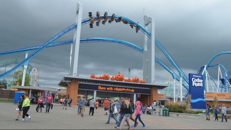 Cedar Point cancels HalloWeekends for 2020, announces reduced operating calendar for fall