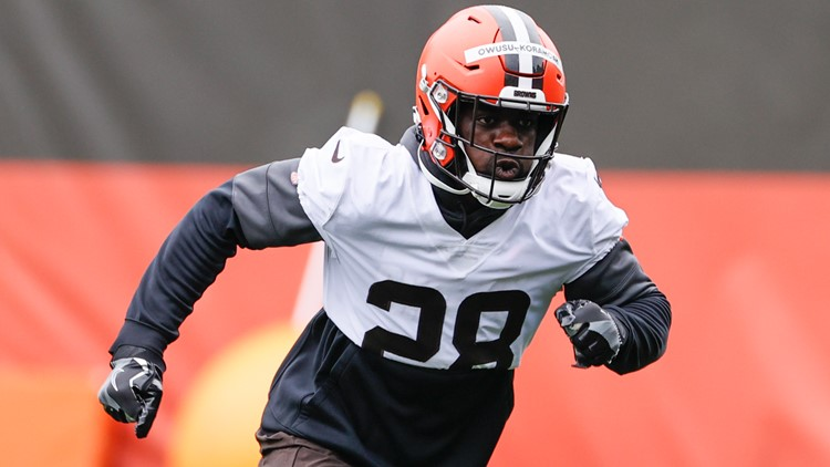 Cleveland Browns sign 2nd-round pick Jeremiah Owusu-Koramoah to rookie contract