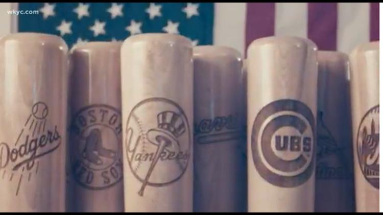Who Knew You Could? Company creates 'Dugout Mugs' made from MLB baseball bats