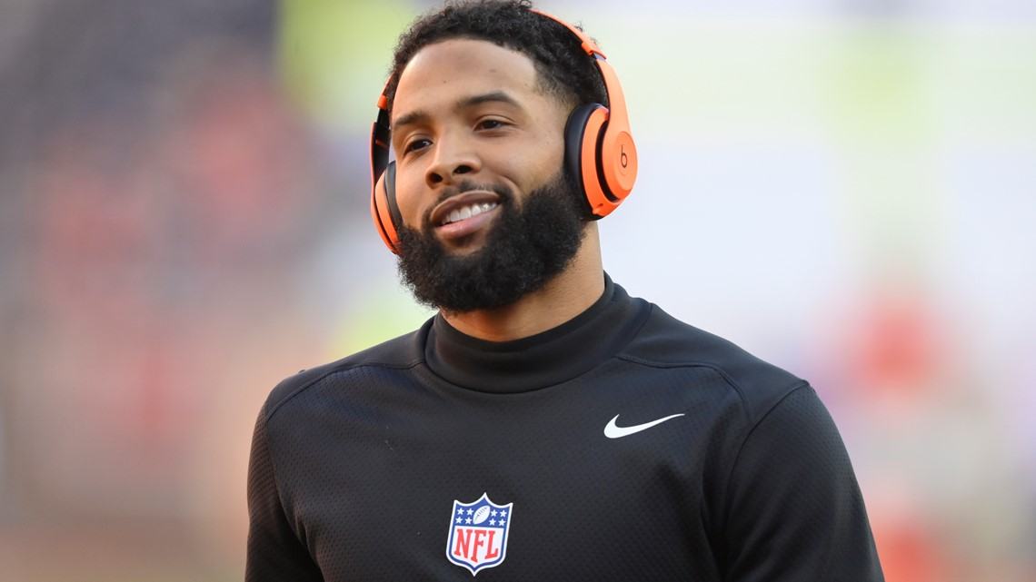 Odell Beckham Jr: 'Violence will only lead to more violence'