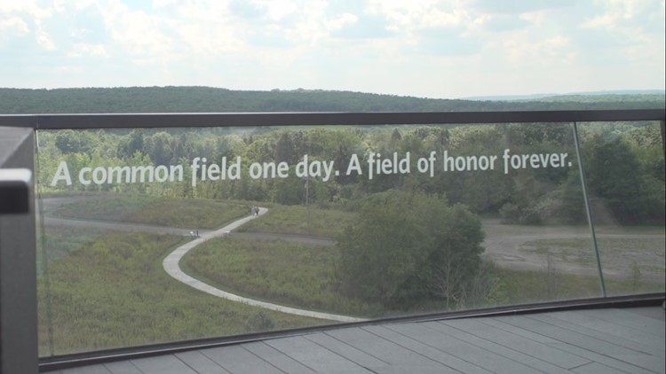 Remembering 9/11: A return to Shanksville