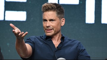 'I love my Buckeye family so much': Actor Rob Lowe sends message of support to Ohioians