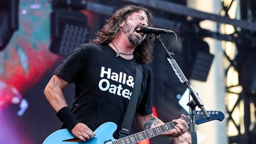 Foo Fighters 25th anniversary tour coming to Cleveland