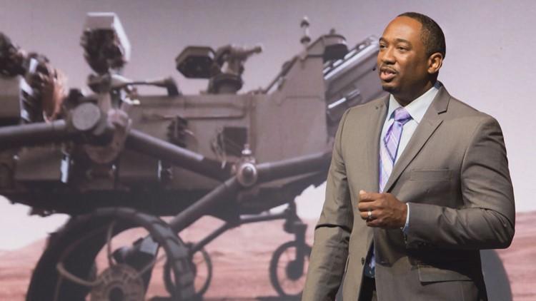 BGSU grad plays role in successful Mars Perseverance Rover mission