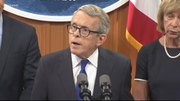 Ohio Gov. Mike DeWine asks lawmakers to ban flavored vape products