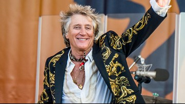 Rod Stewart to begin 2020 summer tour in Ohio with Cheap Trick