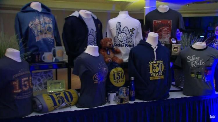 Cedar Point 2020 vintage apparel