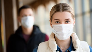 The number of people refusing to wear masks due to politics is an increasing concern among doctors