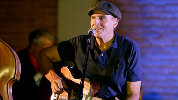 James Taylor to perform at Blossom Music Center this summer with special guest Jackson Browne