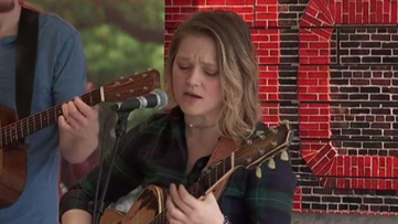 'It was terrifying': Crystal Bowersox's home spared in Nashville tornadoes