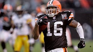 Former Cleveland Browns returner Josh Cribbs named a Pro Football Hall of Fame nominee