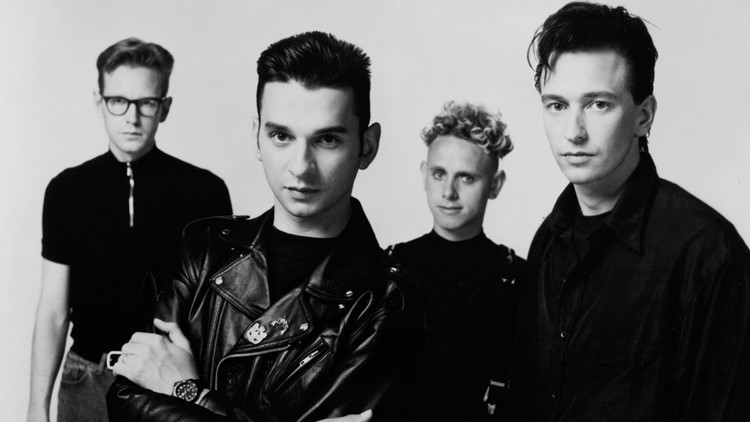 Depeche Mode 2020 Rock and Roll Hall of Fame induction nominee