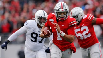 Preview: No. 2 Ohio State faces No. 3 Clemson in College Football Playoff Semifinal Fiesta Bowl