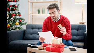Do you have a Holiday Hangover from all the money you spent?