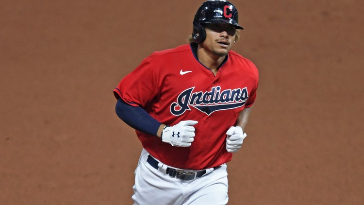 Cleveland Indians OF Josh Naylor to undergo surgery Friday for leg fractures