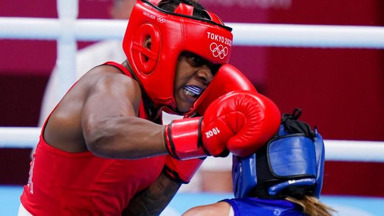 Toledo boxer Oshae Jones advances to quarterfinals with win in Tokyo Olympics